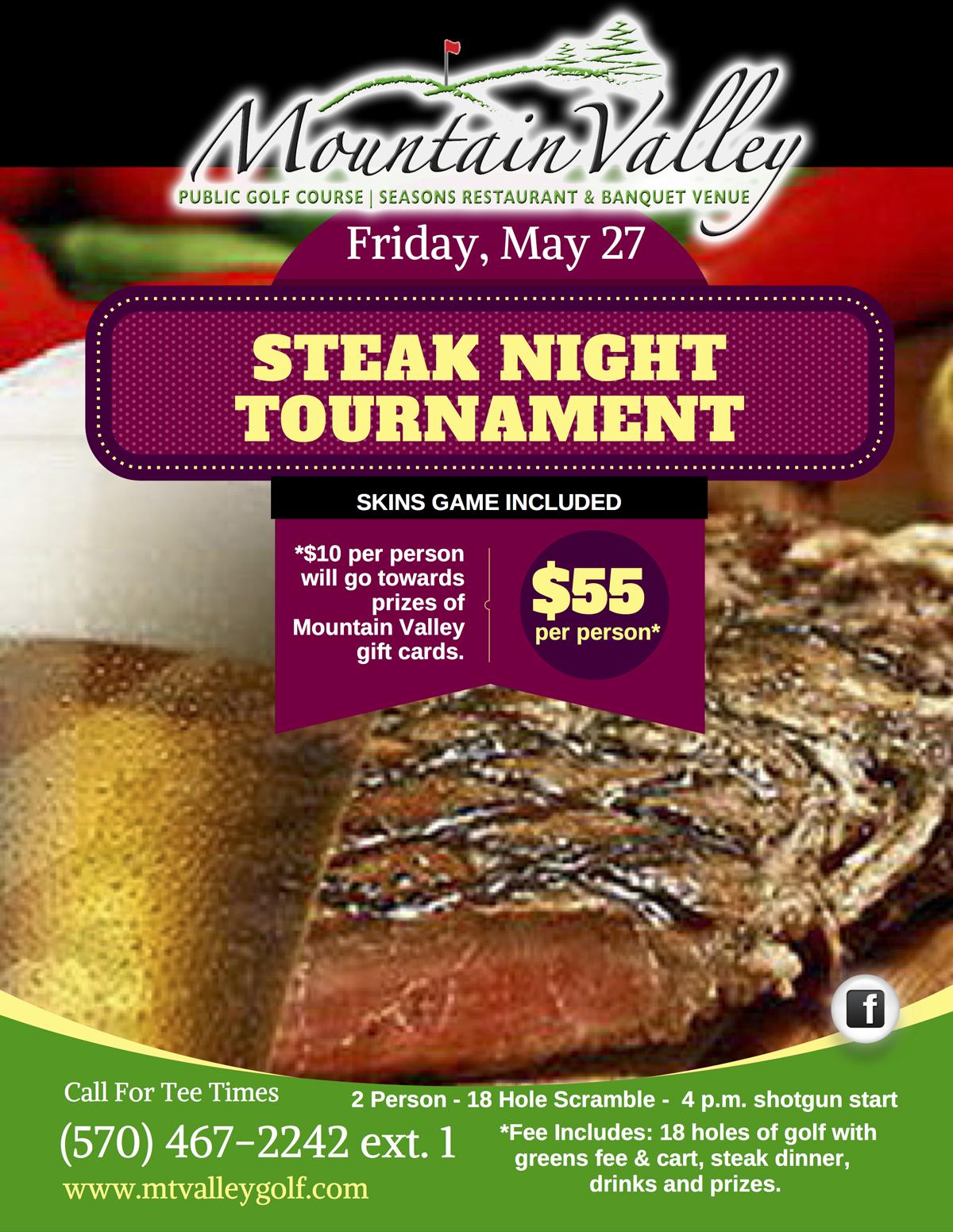 sml.MTV Steak Night Tournament . 5.27.16